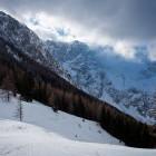 7-Goli vrh, Jezersko. Jenkova planina
