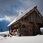 6-Goli vrh, Jezersko. Jenkova planina