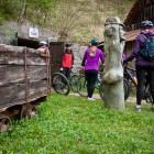 11-S kolesom po podzemlju Pece, Mežica