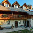 3-Rustic house Studor13, Bohinj