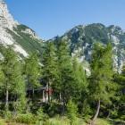 13-Alpine chalet on Vrsic Pass, Julian Alps