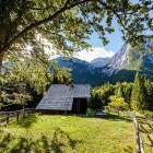 3-Počitniška hiša v dolini Vrata