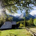4-Počitniška hiša v dolini Vrata