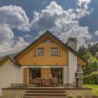 1-Počitniška hiša Chalet Planina, Bohinj