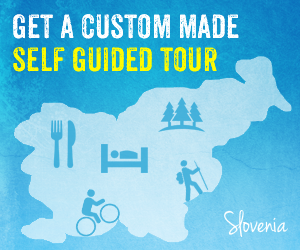 slovenia self guided tours